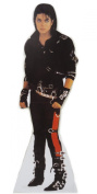 Michael Jackson King of Pop Desktop Cutout Celebrity Cardboard Stand up Cutout