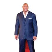 Dwayne Johnson 195cm Lifesize Cardboard Cutout