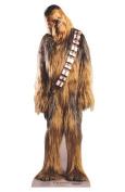 Chewbacca Lifesize Cardboard Cutout