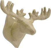 Decopatch Moose Trophy, Brown