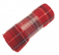Red Tartan Cheque Super Soft Fleece Throw, 120 x 150cm