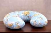 FEEDING PILLOW COVER 100% COTTON NURSING MATERN ITY Baby Breast Pregnancy