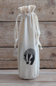 Badger Bottle Bag