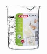 Pyrex 250 ml Kitchen Lab Measure and Mix Beaker