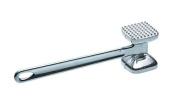 Kitchen Craft - Double Headed Metal Meat Tenderiser / Mallet / Hammer