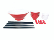 21 Piece Chinese Dinner Party Set