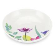 Portmeirion Water Garden Pasta Bowl, Set of 4, Multi-Colour
