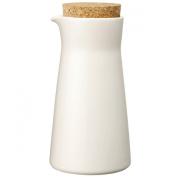 Iittala Teema 018496 Milk Jug with Cork White