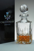 Strathmore Crystal Whisky Decanter in Presentation Gift Box
