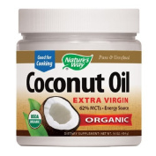 Nature's Way EfaGold Coconut Oil, Pure Extra Virgin 470ml