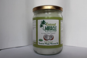 Coconut Miracle 100% Natural virgin coconut oil - Cold pressed