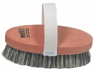 Nessentials Wellfit Dry Massage Brush