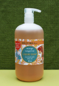 Dolce Mia Mango Tangerine Natural Liquid Soap 950ml Refill