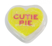 Valentine's Day Cutie Pie Conversational Hearts Crystal Soap