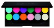 Sleek Make Up i-Divine Eyeshadow Palette Ultra Matte V1 13.2g by Sleek MakeUP