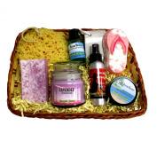 Aromatherapy Relaxing Spa Basket