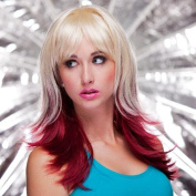 Fashion Wig - Blush Hannah, Vanilla Maroon