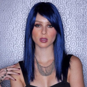 Fashion Wig - Blush Fortune, Midnite Blue