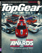 BBC Top Gear (UK) - 1 year subscription - 12 issues