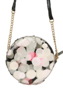 Kate Spade New York Cherry Terrace Pattent Leather Small Round Soulder Bag Molti Coloured