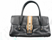 Michael Kors Beaufort East West Satchel in Pebbled Leather