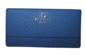Kate Spade New York Southport Avenue Stacy Leather Continental Wallet, Bluebelle