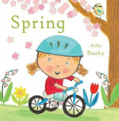 Spring (Seasons) [Board book]
