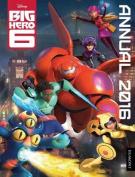 Big Hero 6 Annual 2016
