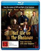 What We Do in the Shadows  [Blue-ray] [Region 4]