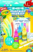 Crayola Marker Maker Refill Set, Pastel