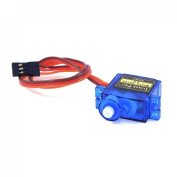 Blue Tower Pro SG90 9g Micro Servo Motor for RC Robot Helicopter