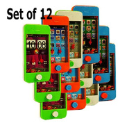 Smart Phone Ring Toss Games (Set of 12) Party Favour.Game Scene and Colours will Vary