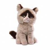 Gund Grumpy Cat Beanbag Stuffed Animal