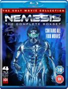 Nemesis: 1-4 [Region B] [Blu-ray]