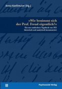 Wie Benimmt Sich Der Prof. Freud Eigentlich?