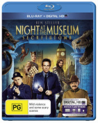 Night At The Museum 3 [Region B] [Blu-ray]