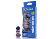 DC Comics Superman X MIMOBOT 8GB USB Flash Drive