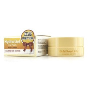 Gold Royal Jelly Hydro Gel Eye Patch, 60pcs/30pairs