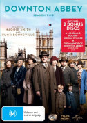 Downton Abbey: Season 5 [Region 4]