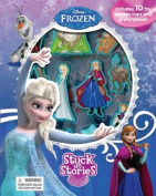 Disney Frozen Stuck on Stories [Board book]
