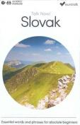 Talk Now! Learn Slovak: 2015