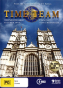 TIME TEAM - WESTMINSTER ABBEY & OTHER DIGS (SERIES 17) [DVD_Movies] [Region 4]