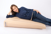 Travelwedge MID Size Inflatable Bed Wedge - Reduces Symptoms of Acid Reflux