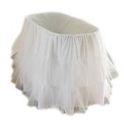 aBaby Bassinet Petticoat, 43cm x 80cm