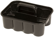 Rubbermaid Commercial Products FG315488BLA Deluxe Carry Caddy, Black