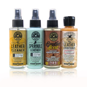 Chemical Guys HOL117 Leather Lovers Sample Kit