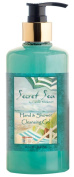 Camille Beckman Hand and Shower Cleansing Gel, Secret Sea, 380ml