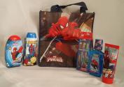Spiderman Grooming Deluxe Kit