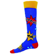 Red Lion Comics Knee Sock