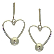 OLYMPIA sterling silver clip on earring by SPK